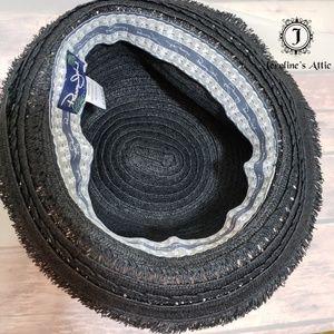 a7409293fcb Panama Jack Accessories - Panama Jack Ladies Paper Braid Hat